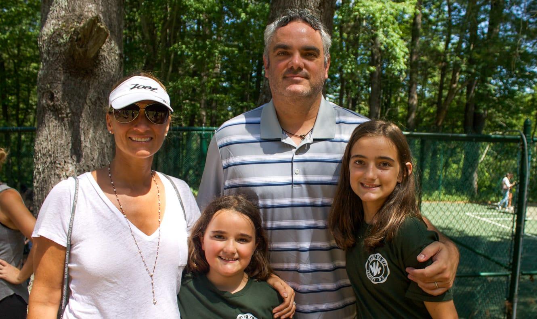 Family at family camp