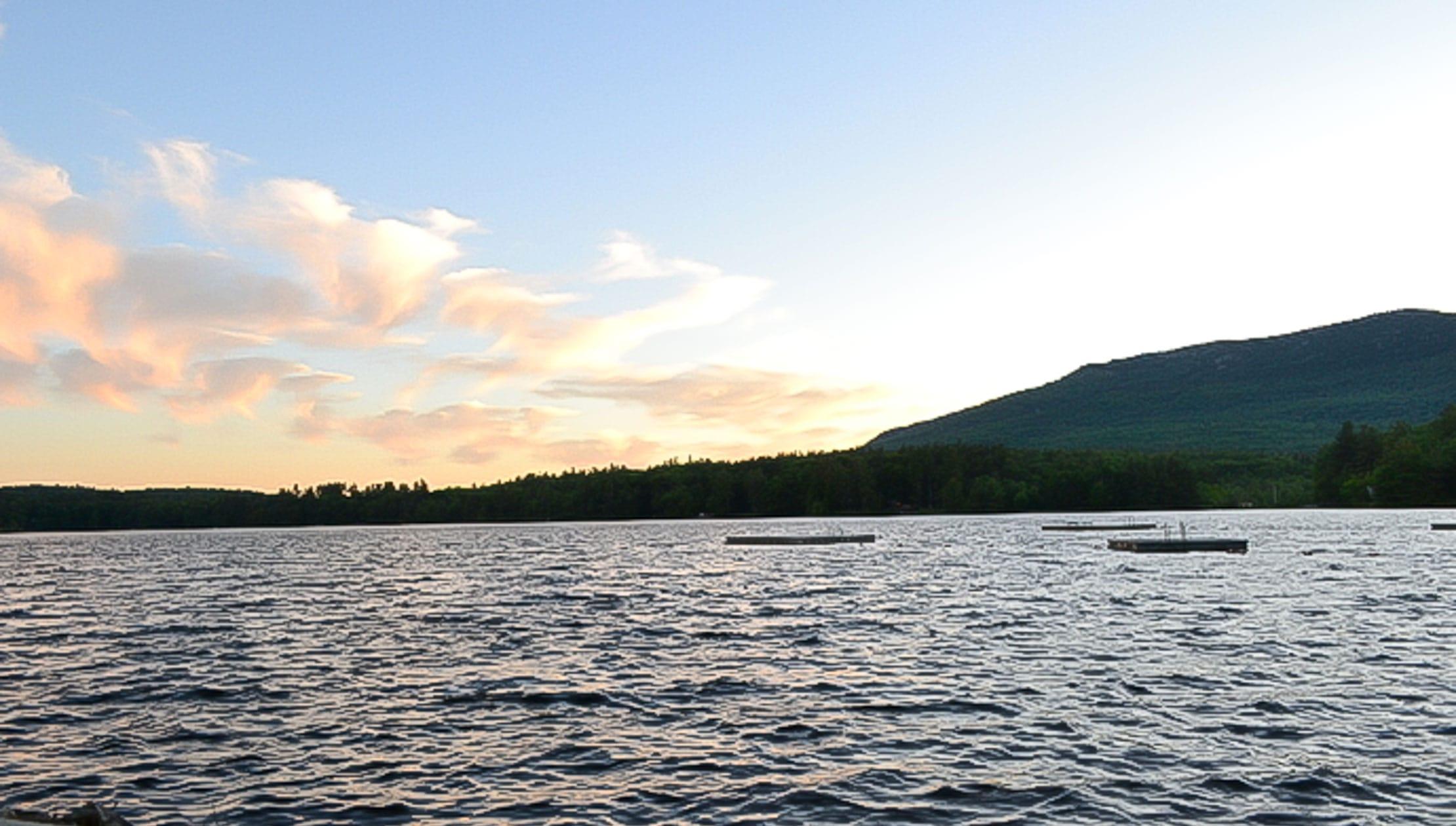 Lake at Wa-Klo